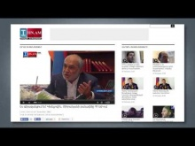 Embedded thumbnail for The image of Russia performed by Armenian media